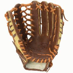 Pattern Based Off of Louisville Slugger s Professional Glove Patterns Full Grain Leather