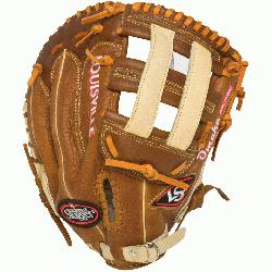 Pure series brings premium performance and feel to these baseball gloves with