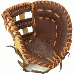 Pure series brings premium performance and feel to these baseball gloves wit