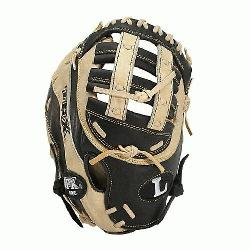 r Omaha Flare Series 13 Firstbase Mitt (Left Handed Throw) : Omaha Flare Series is comp