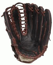 12.75 Outfield model. It has a closed back with s