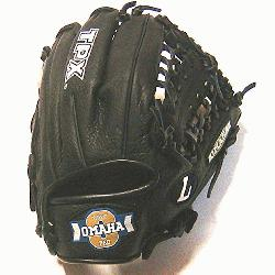 ville Slugger Omaha Pro OX1154B 11.5 inch Baseball Glove (Right Hand Throw)