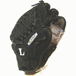 Omaha Pro OX1154B 11.5 inch Baseball Glove (Right Hand Throw) : Fr
