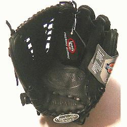 sville Slugger Omaha Pro OX1154B 11.5 inch Baseball Glove (Right Hand Throw