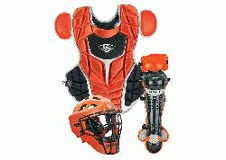 rsquo;s Fastpitch Catcher's Gear was developed using on-field insights collected