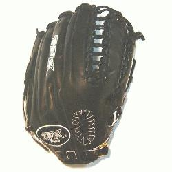 lugger Pro Series 12.75 Inch Outfield Baseball Glove. L
