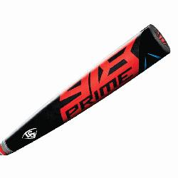 he Prime 918 (-3) BBCOR bat from Louisville
