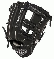 ouisville Slugger Pro Flare 11.25 inch Baseball Glove (Right Handed Throw) : Louis
