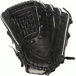 ouisville Slugger Pro Flare Black 12 inch Baseball Glove (Right Handed Throw) : Louisville Slugge