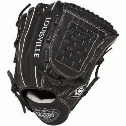 Pro Flare Black 12 inch Baseball Glove (Right Handed Throw) : Louisville Sl