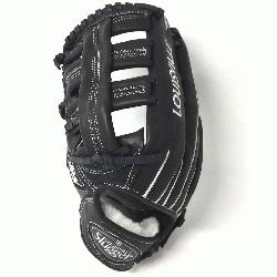 gger Pro Flare Black 12.75 in Baseball Glove (Left Handed Throw) : Louisville Slugger Pro Flare Fie