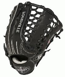Slugger Pro Flare 13 inch Outfield Baseball Glove (Left Handed Throw) : Louisville Slugger Pro