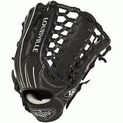 uisville Slugger Pro Flare 13 inch Outfield Baseball Glove (Left Handed Throw) : Louisville