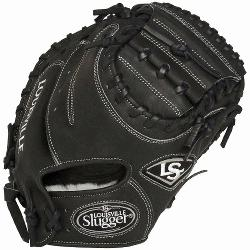 ger Pro Flare Black 32.5 inch Catchers Mitt (Right Handed Throw) : Louisv