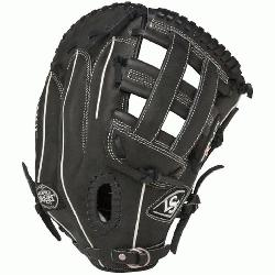 sville Slugger Pro Flare First Base Mitt 13 inch (Left Handed Throw) : Loui