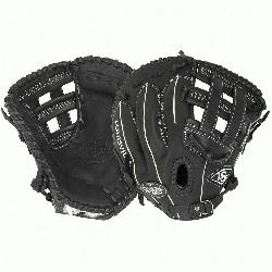 ville Slugger Pro Flare First Base Mitt 13 inch (Right Handed Throw) : Lou