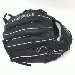sville Slugger Pro Flare from the College Department. Top Grade oil fused horween leather.