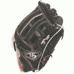 le Slugger Pro Flare Outfield Baseball Glove. Professional-grade, oil-infused leather Combi