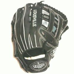 ville Slugger Pro Flare Outfield Baseball Glove. Professional-grade, oil-infused leather Combines