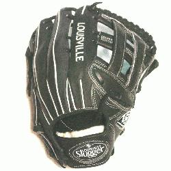 lle Slugger Pro Flare Outfield Baseball Glove. Professional-grade, oil-in