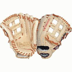ville Slugger Pro Flare Outfield Glove. Designed with the speed of the game in mind.