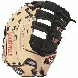 speed of the game in mind. Louisville Slugger builds their fielding g