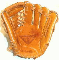 isville Slugger 11.5 Modified Trap Open Back Pro Flare Series Baseball Glove Stiff Horwe