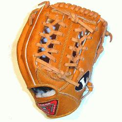 uisville Slugger 11.5 Modified Trap Open Back Pro Flare Series Baseball Glove Stiff Horween Code