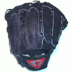 ville Slugger Black Mesh Back 11.75 Pro Flare Series Dual Hinge Web Baseball Glove Exclusive