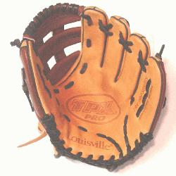 TPX Pro Series 11.75 Inch Baseball Glove. Maruhashi Japanese tanned Leather for superior f