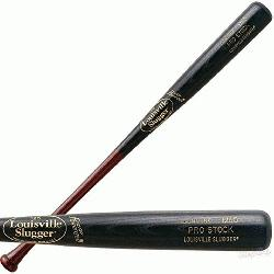 le Slugger Pro Stock PSM110H Hornsby Wood Baseball Bat (33 Inches) : Pro Stock Ash with 1