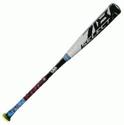 Select 718 (-10) 2 5/8 USA Baseball bat from Louisville Slugger was built for power. It comes with