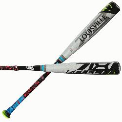 eight ratio Hybrid construction with ST 7U1+ alloy barrel and composite