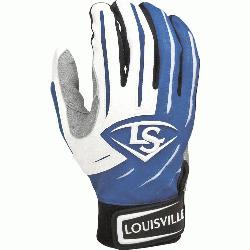 Series 5 Pro Batting Gloves Professional Design & Look