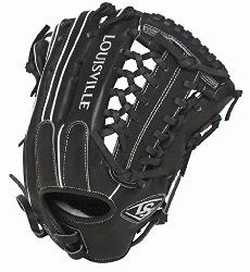 ille Slugger Super Z Black 13 inch Slow Pitch Softball Glove (Right Handed Throw) : The Super Z
