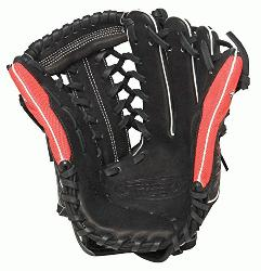 Slugger Super Z Black 13 inch Slow Pitch Softball Glove (Right Handed Throw)