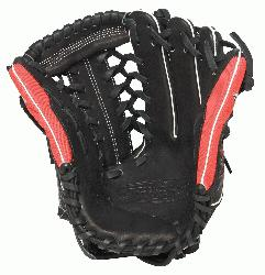 Slugger Super Z Black 13 inch Slow Pitch Softball Glove (Right Handed Throw) : The Super Z Seri