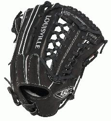 ger Super Z Black 13 inch Slow Pitch Softball Glove (Rig