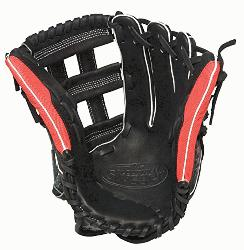 lugger Super Z Black 13.5 inch Slow Pitch Softball Glove (Right Hand Throw) : The Super Z Se