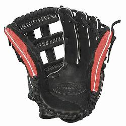 Super Z Black 13.5 inch Slow Pitch Softbal