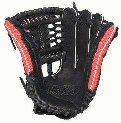 ille Slugger Super Z Black 14 inch Slow Pitch Softball Glove (Right Handed Throw) : The Su