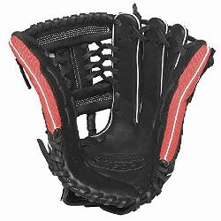 lle Slugger Super Z Black 14 inch Slow Pitch Softball Glove (Right Handed Throw) : The S