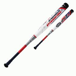 ed Warrior is a limited edition slowpitch softball bat with a portion of the proc