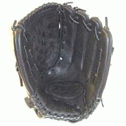 le Slugger V1275B 12.75 Inch Valkyrie Elite Fast Pitch Softball Glove : TPS Fastpitch Black Val