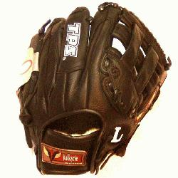 Slugger Valkyrie V1175B 11.75 inch Fast Pitch Softball Glove : A glove line designed for the