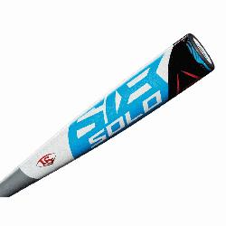 The Solo 618 (-10) 2 34 Senior League bat from Louisville Slugger is the most complete bat in the