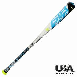 618 (-11) 2 5/8 inch USA Baseball bat is designed for players looking to match the high heat w