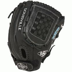 Xeno Fastpitch Softball Glove 12 inch FGXN14-BK120 (Right Handed Throw) : The Louisville Slug