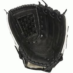 isville Slugger Xeno Fastpitch Softball Glove 12 inch FGXN14-BK120 (Right Handed Throw) : The Lo