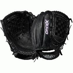 sville Slugger Xeno Fastpitch Softball Glove 12.00. Design